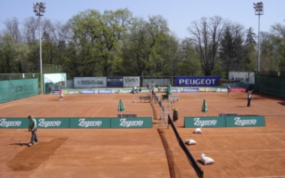 Петър Трендафилов във втория кръг на турнира в Нови Сад