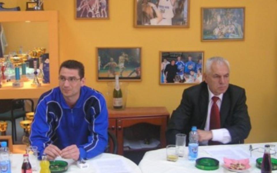 Варчев: Черно море и Лукойл са с най-големите амплитуди в лигата