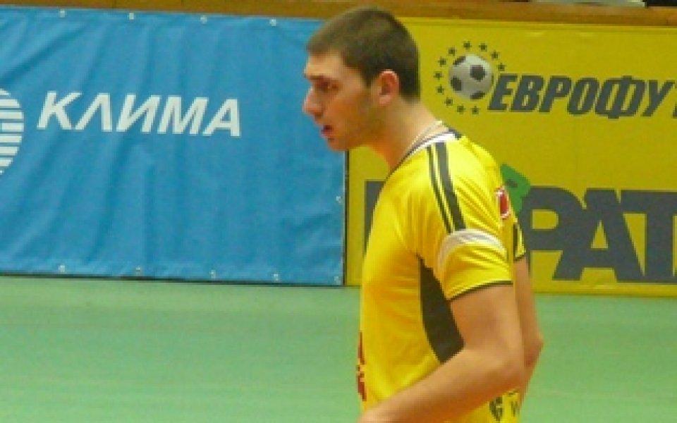 Цветан Соколов напусна младежите