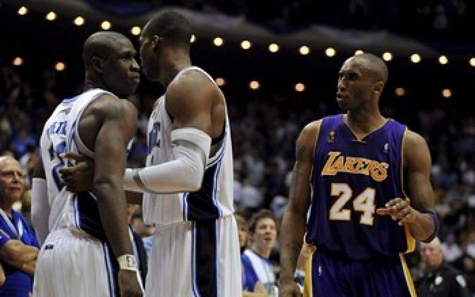 Лейкърс поведе с 3:1 във финалната серия на НБА