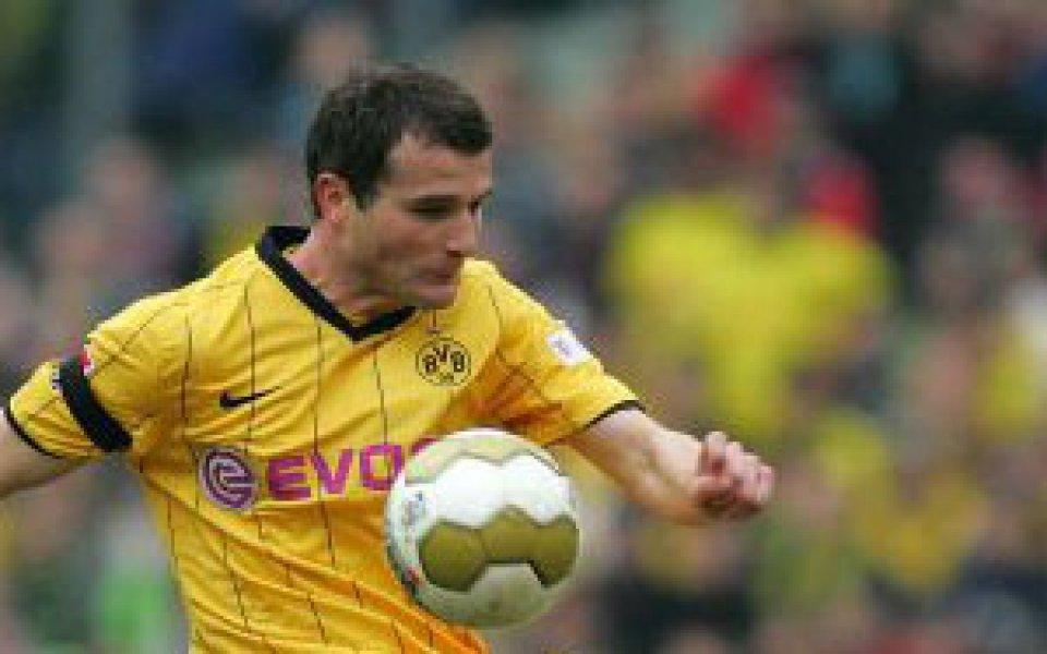 Конкурент на Рангелов напуска Дортмунд