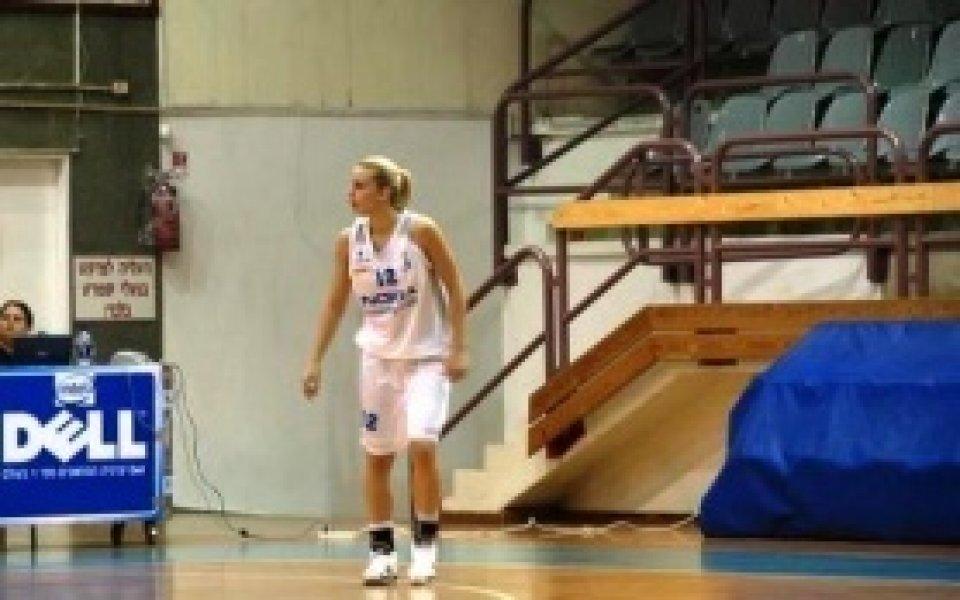 Без Екатерина Димитрова на поредния лагер на баскетболистките