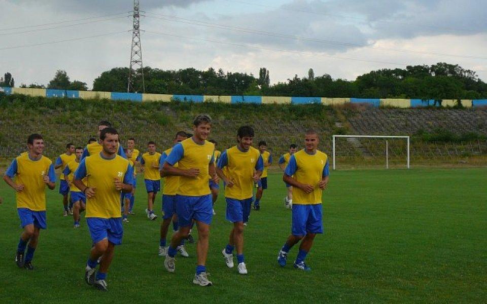 Потушиха напрежението във Волов, Мирчев остава треньор