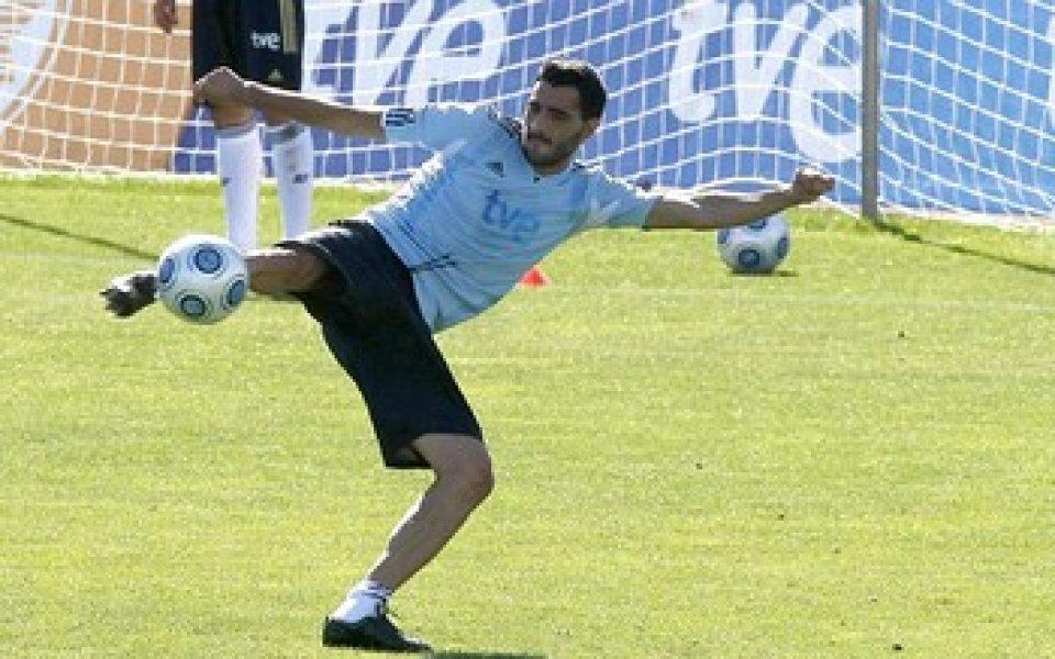 И Гуиса аут за мачовете на Испания