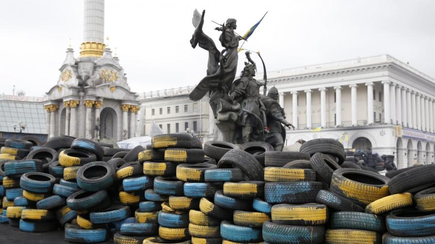 В Киев пребиха кандидат за президент след тв участие