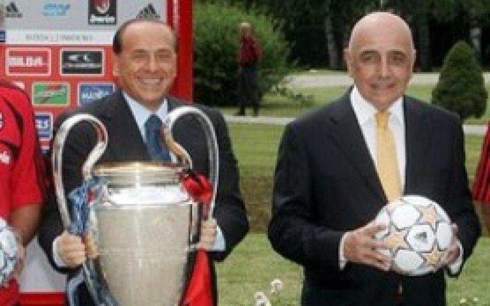 Галиани след 30 години работа с Берлускони: Реши да купи Милан в самолета