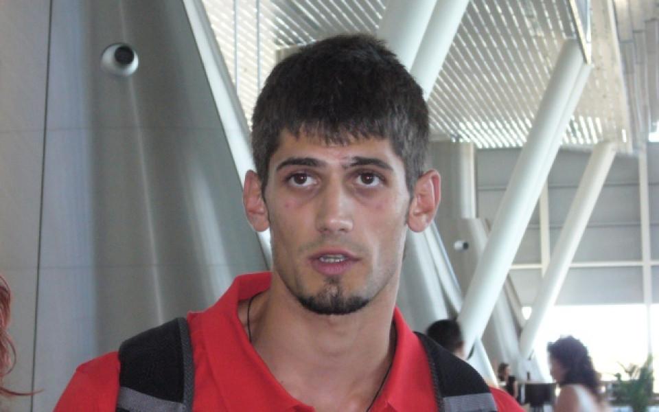 Момчил Караилиев е лекоатлет номер 1 на България за 2009