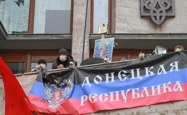 Започна силовата операция в Донецка област