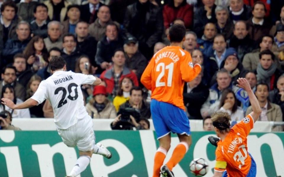 Реал почти се класира напред, Милан се спъна срещу Марсилия (Видео)