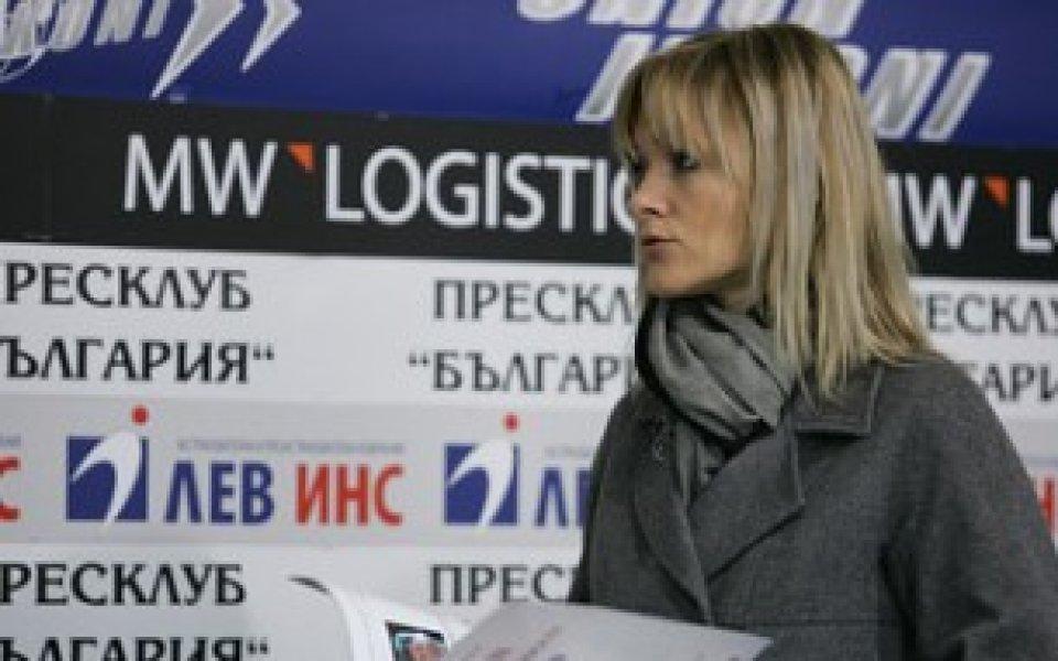 Албена Денкова: Старая се да не пропускам хубавите моменти, гледам напред