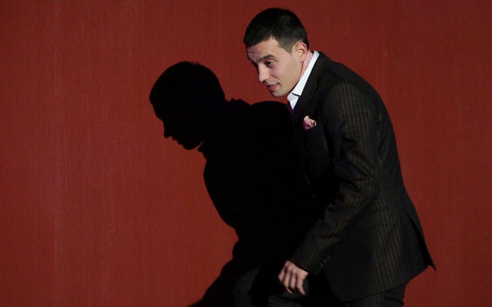 Детелин Далаклиев е златният №1 на България за 2009-та!