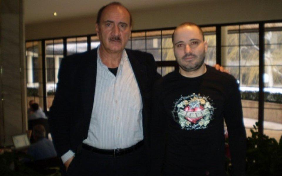 Баскетболният мениджър Йоргос Патапатиу от години защитава интересите на някои