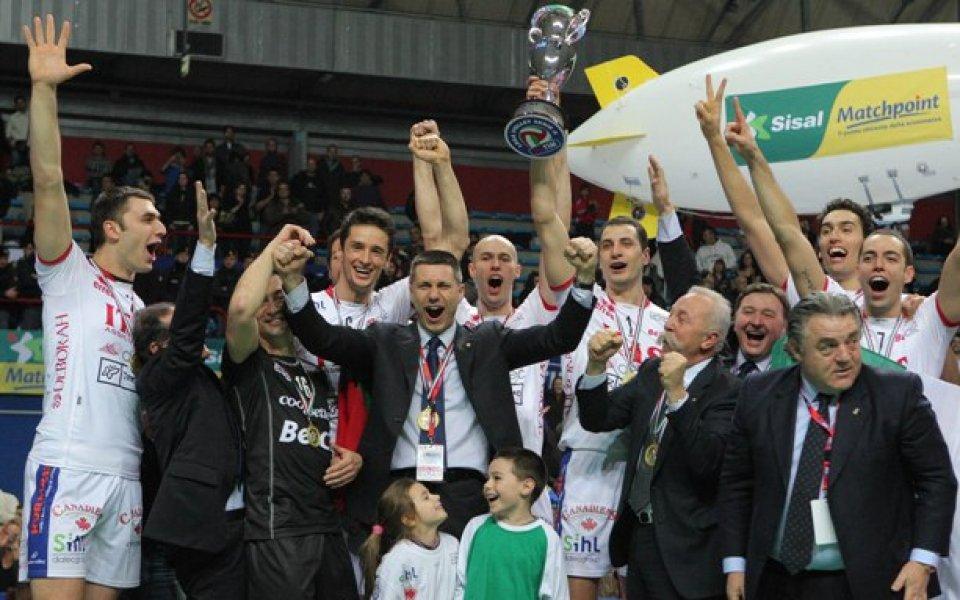 Най-успешният треньор Стойчев: Имаме още глад за победи, не можем да спрем