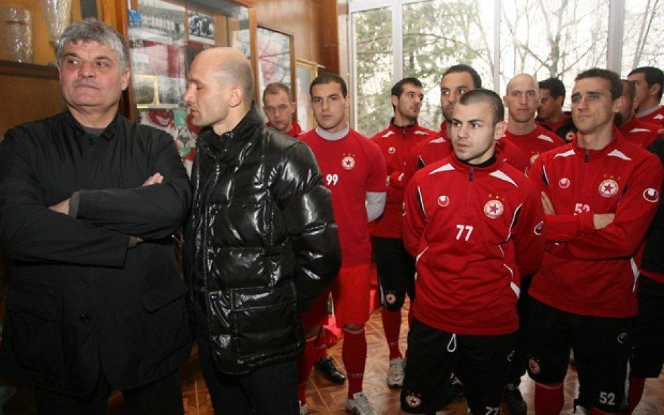 В Румъния излъчват дебюта на Андоне и Панку в ЦСКА