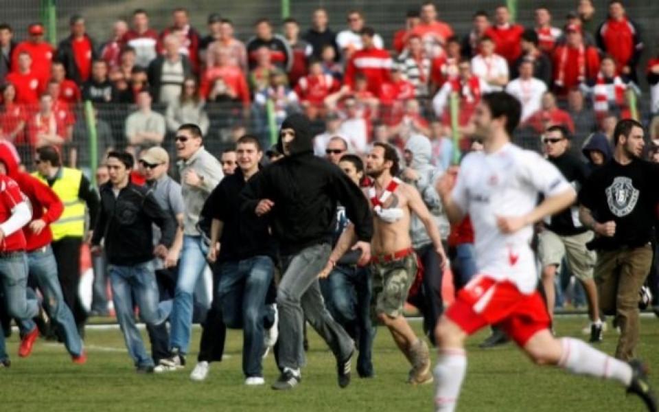 Венци Рангелов: Трябва да се работи и с отборите, за да няма футболно хулиганство