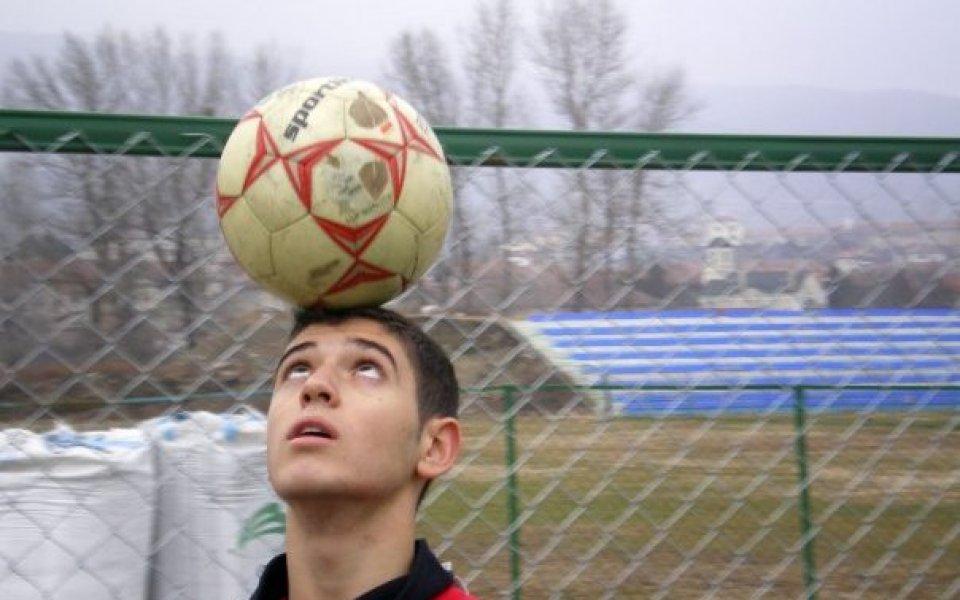 Антонио Михайлов от Милан получи десетка за четирите си гола