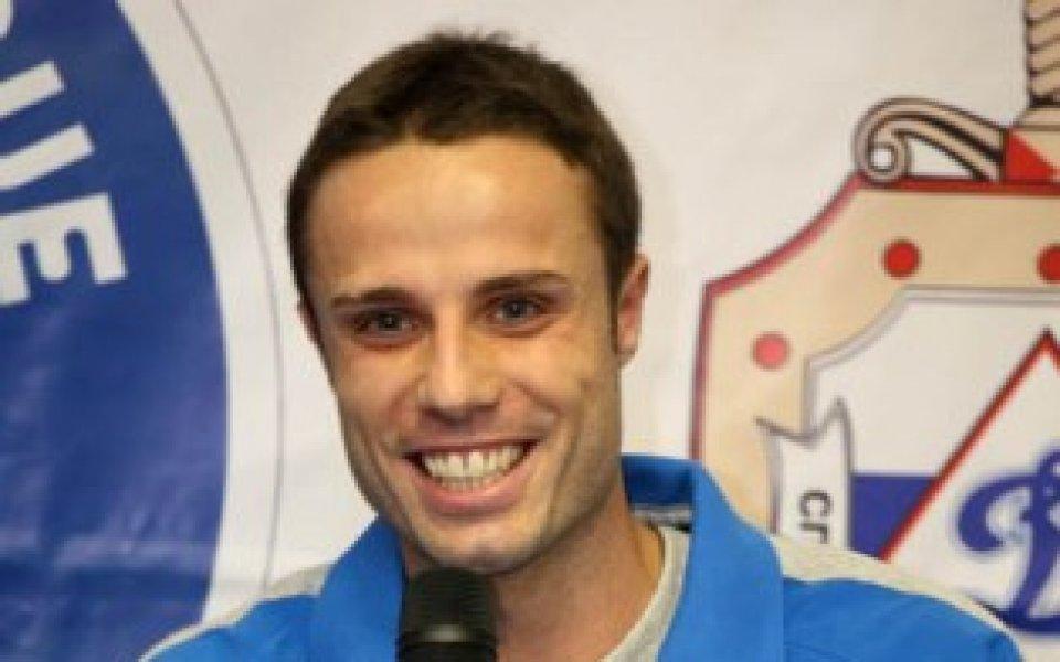 Салпаров: Мечтая за първи финал в ШЛ и то български финал