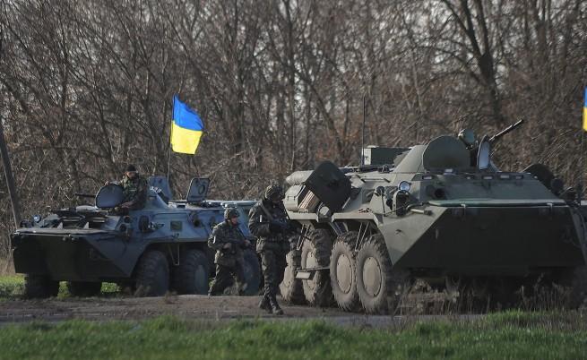 Украйна предупреди, че ще ликвидира сепаратистите, които не предадат оръжието си
