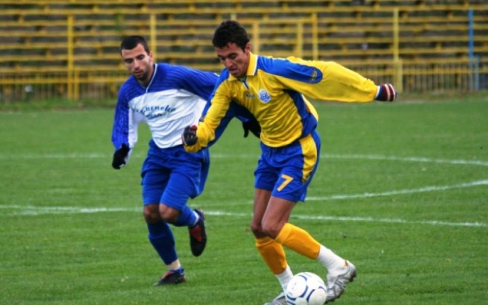 Марица Пловдив пред завръщане в професионалния футбол