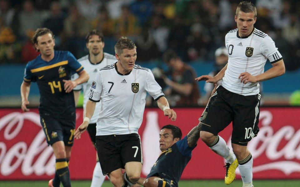 Швайнщайгер пропусна тренировка на Германия