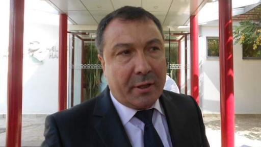Кметът на община Несебър Николай Димитров