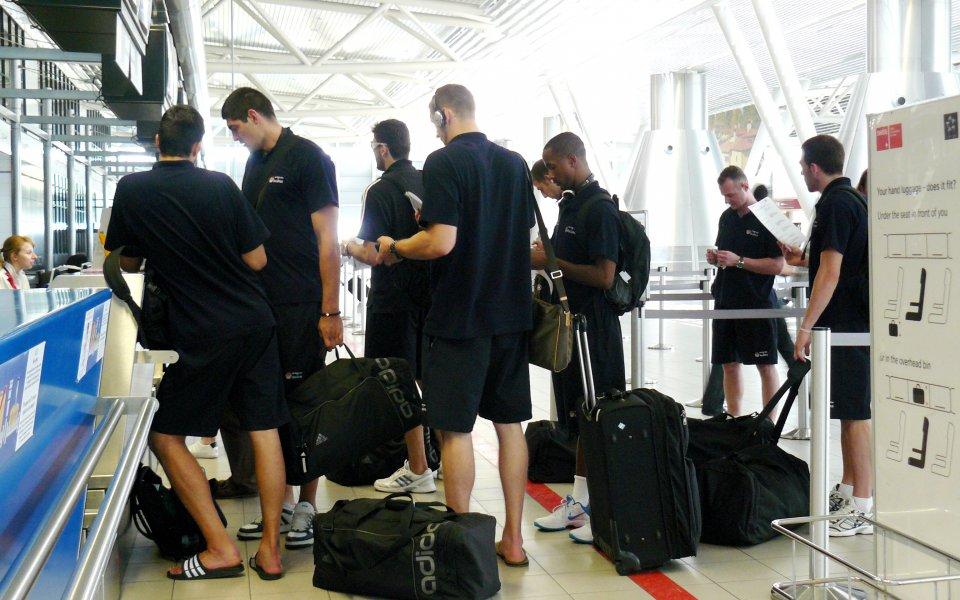 Димитър Пенев на кадем и за баскетболистите