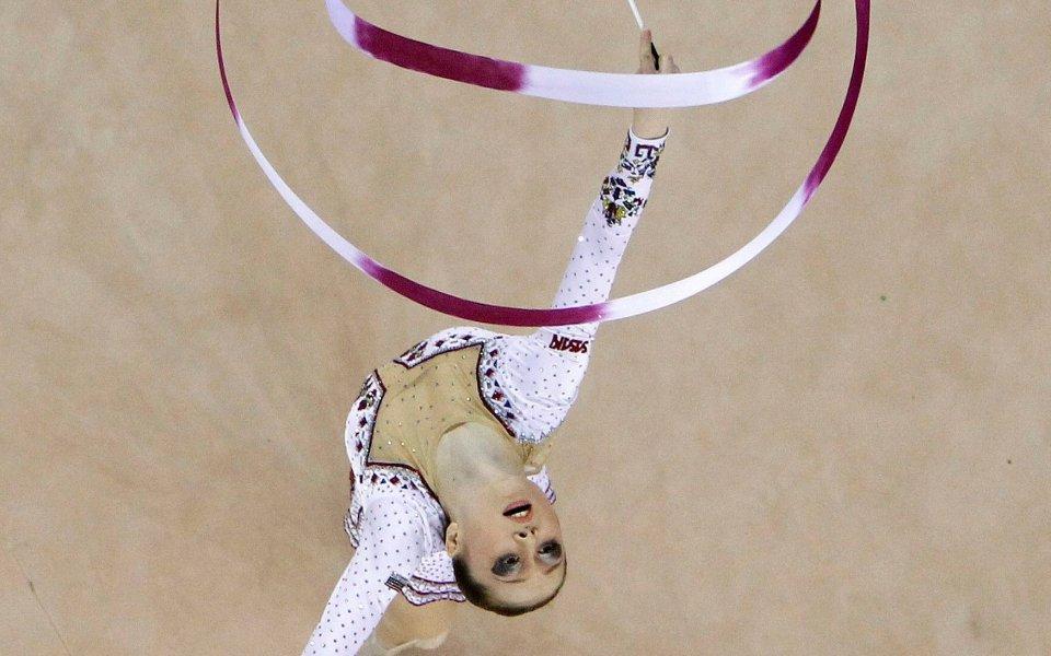 Обявиха отбора по художествена гимнастика за световното в Москва