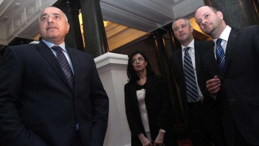 Борисов към реформаторите: Подкрепа за подкрепа