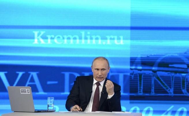Путин: Искаме добри отношения със Запада, но стигнахме до чертата