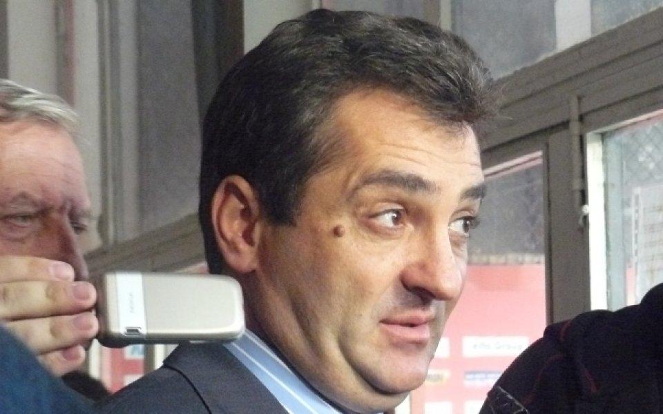 Гигов надъхва Локо Сф за победа в Бургас
