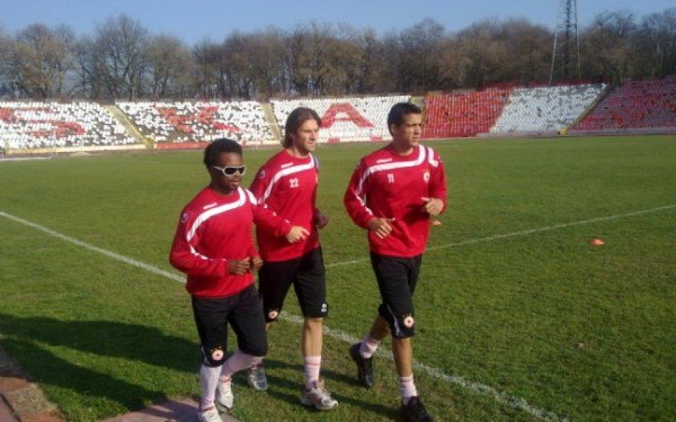 8 контузени в ЦСКА преди мача за Купата
