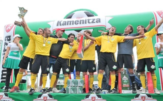 Шампионите на ФЕНкупа 2010 на Ноу Камп за Ел класико  Барселона – Реал