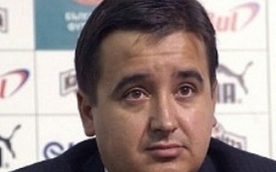 Атанас Караиванов е новият мениджър на ПФЛ