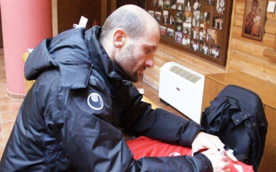 Радуканов: Маркиньос е футболист на ЦСКА, все още има проблеми с документите на Радулович