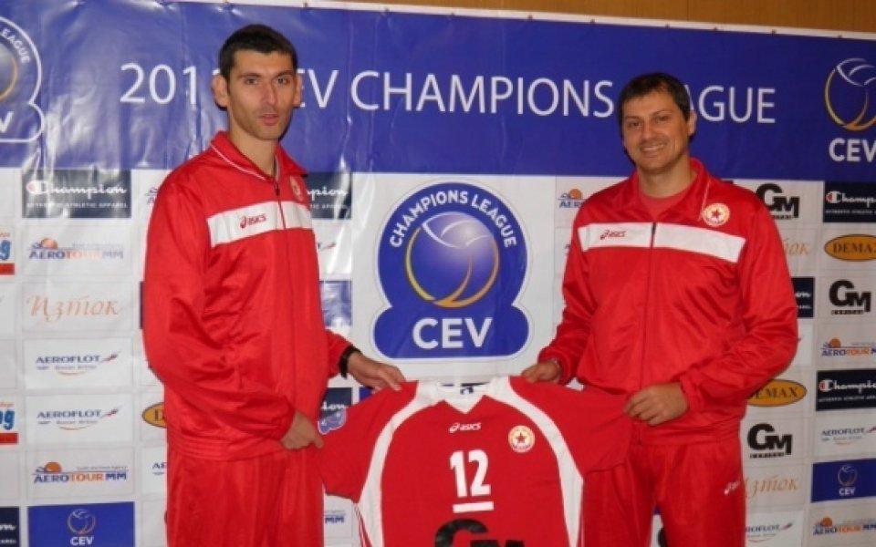 Сашо Попов: Доказахме, че сме класен и елитен отбор