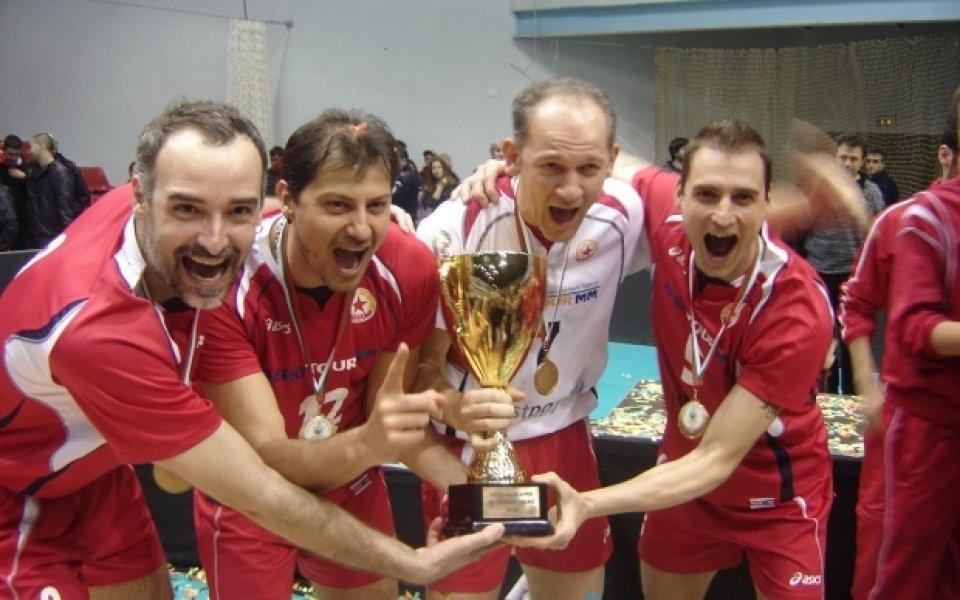 Капитанът на ЦСКА: Дано да е дошъл моментът за чиста победа като гост!