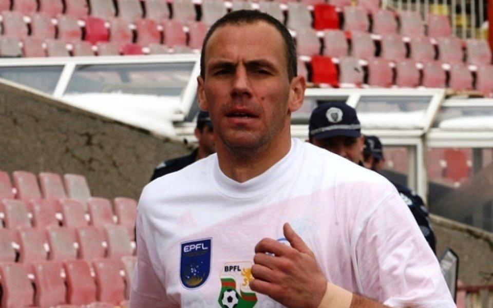 Кишишев игра 72 минути при равенството на Брайтън с Рочдейл