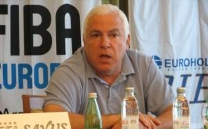Пини Гершон изтегли жребия за европейското за кадети в София