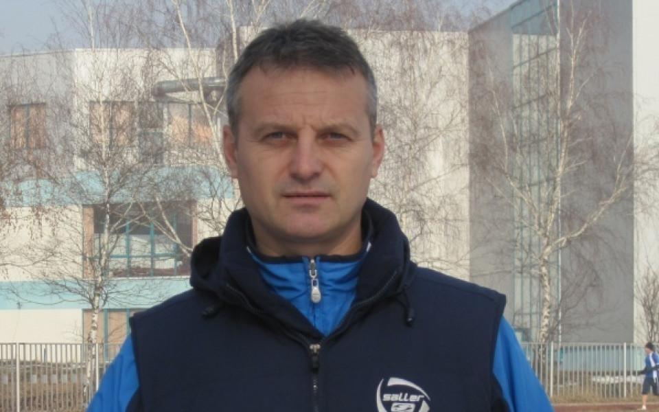 Селимински: Емисари на Висла Краков наблюдаваха Академик
