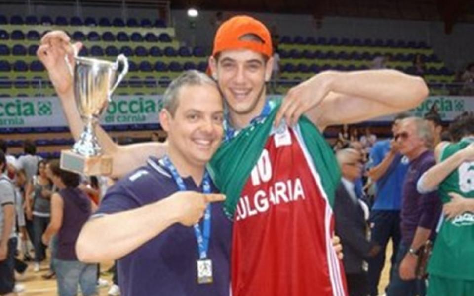 Павлин Иванов: Искам да стана шампион на Европейското във Варна