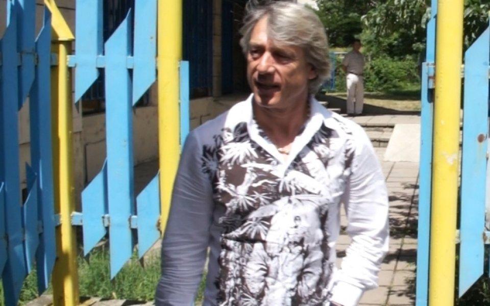 Драголов: Евгени Йорданов ще поднови договора си с Берое