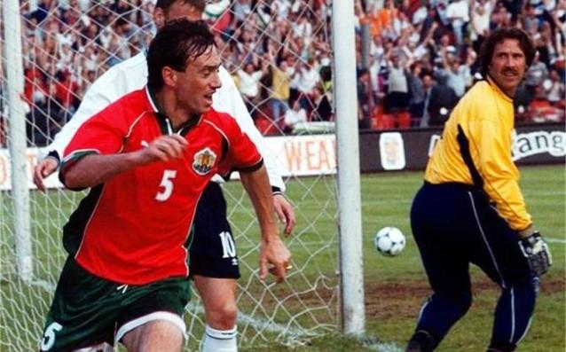 Припомнете си гола на Георги Марков срещу Англия