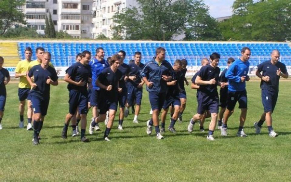 Димитър Трендафилов доволен от лагера на Спартак в Трявна