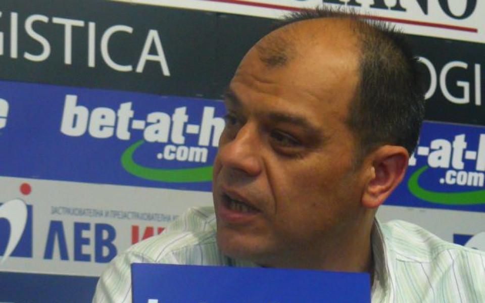 Коста Илиев: Има сериозни индикации от МОК, че баскетболът 3 на 3 може да влезе в програмата на Игрите в Рио