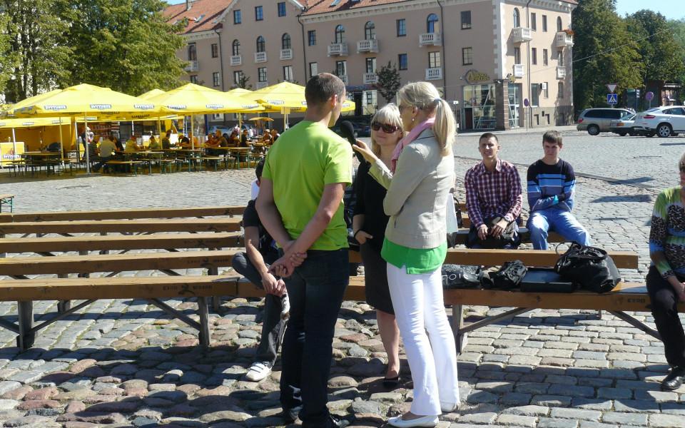 България мечтае на българския ден в Клайпеда