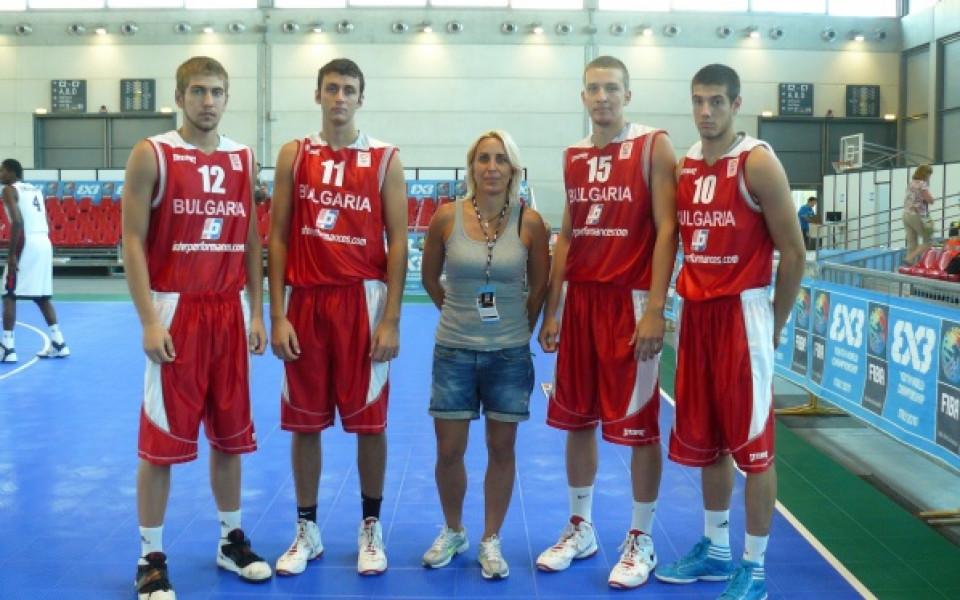 Тина Димитрова: Ще бъда много щастлива да работя за българския баскетбол