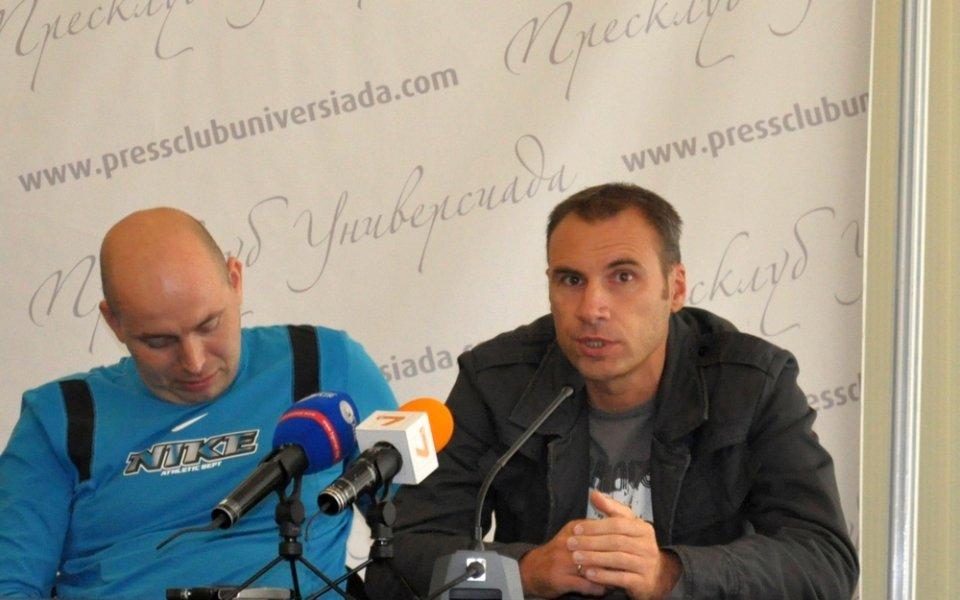 Равуцов: Левски продължава работата си с училищата