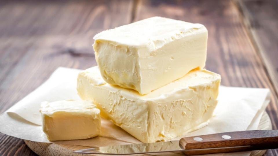 Mасло или маргарин