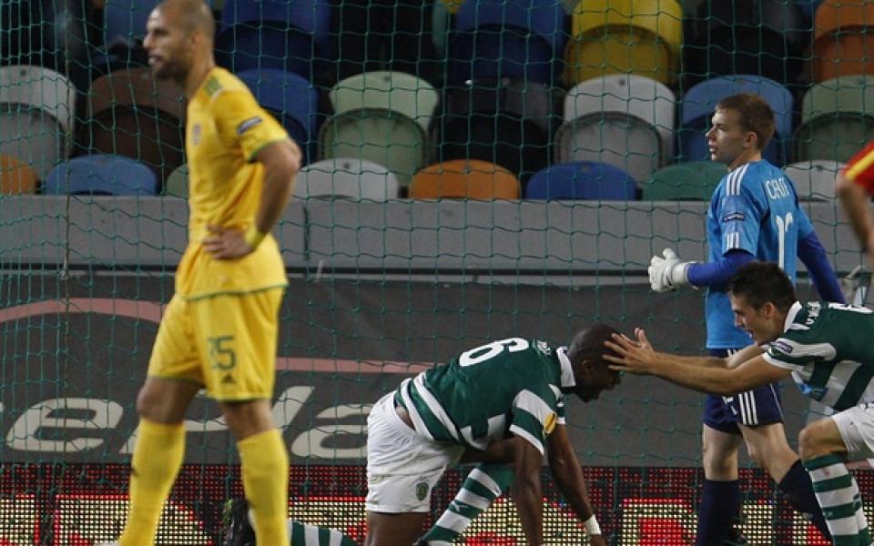 ВИДЕО: Божинов спечели БГ-дербито в Лига Европа