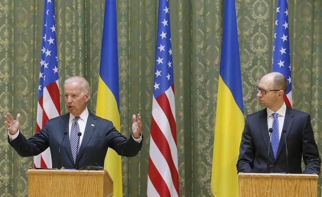 САЩ предложиха на Украйна 50 млн. долара помощ